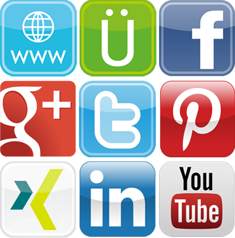 online-Marketing-webseiten-Social-Media-icons
